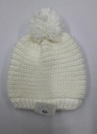 Хорошенькая шапочка на флисе c&a, на рост 128-152 см