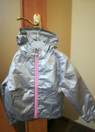 Весенние курточки для девочек