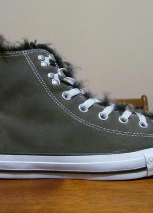 Ботинки, кеды converse зима