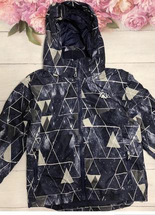 Новая курточка евро зима термо лыжная