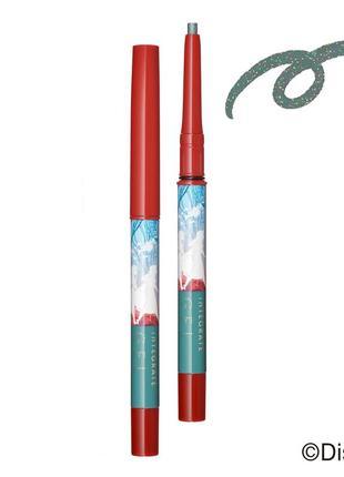 Влагостойкий гелевый карандаш с растушевкой shiseido integrate snipe gel liner япония