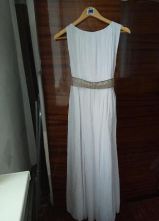 Для вагітних весільна сукня в пол