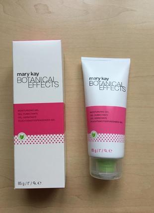 Увлажняющий гель mary kay botanical effects для всех типов кожи
