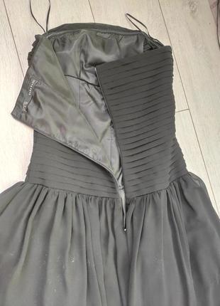 Платье корсетное пышное3 фото