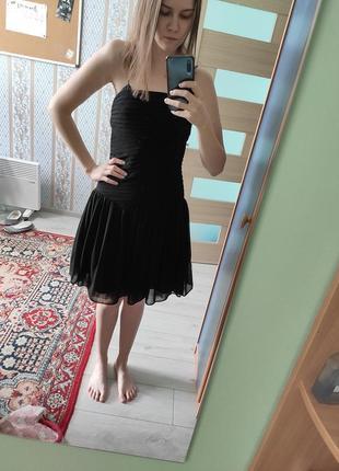 Платье корсетное пышное1 фото