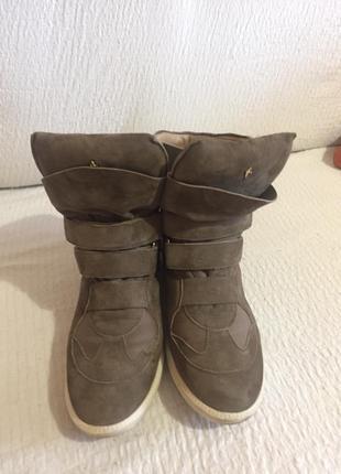 Ботинки осенне зимние