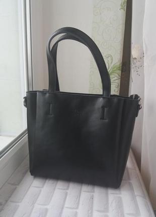 Женская кожаная сумка из натуральной кожи шкіряна жіноча большая кожа