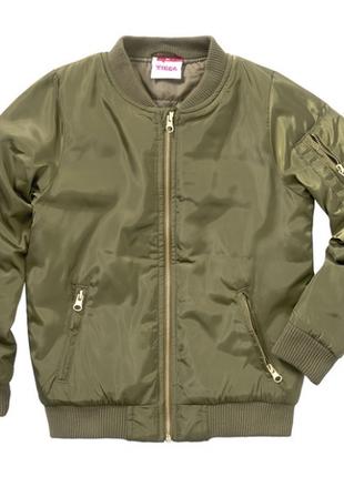 Cтильный бомбер утепленная куртка для девочки next отличное состояние
