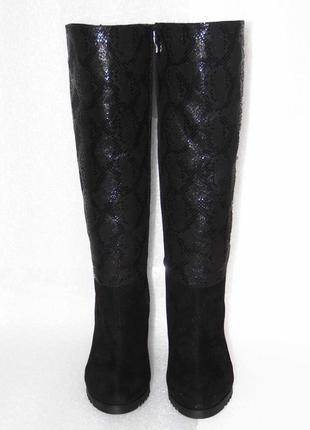 Зимние сапоги, черного цвета, 36,38,39,40р3