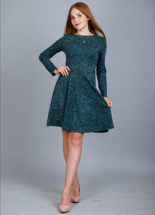 Платье женское юбка солнце от бренда adele leroy. v1889