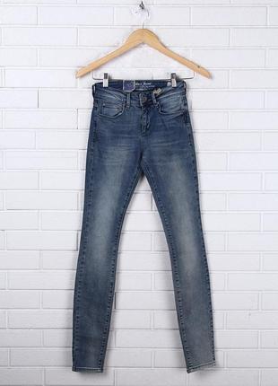 Узкие джинсы colin's super slim fit размер w25l32