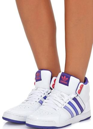 Высокие кроссовки adidas midiru court mid оригинал размер 40