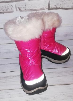 Зимние сапоги, зимові ботинки, columbia raima geox
