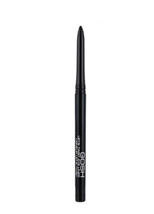 Gosh lets twist eyeliner карандаш для глаз автоматический