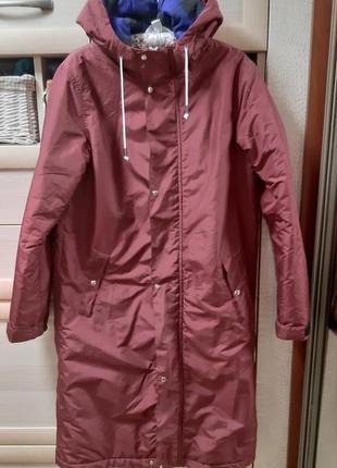 Зимова куртка пальто парка бренду staysee