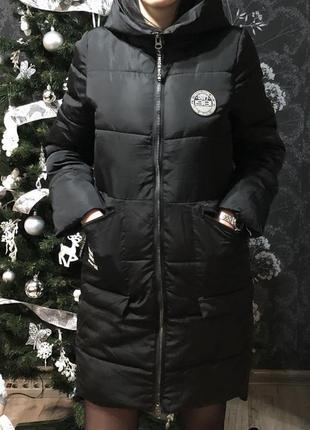 Зимнее, тёплое пальто