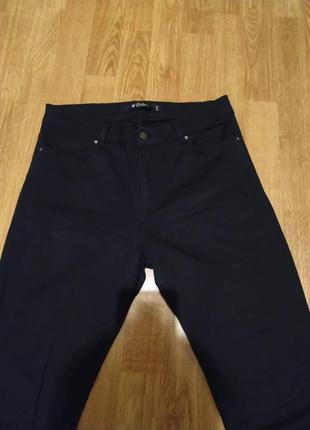 Чёрные джинсы скини colin's