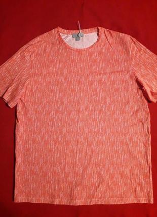 Коттоновая футболка блуза cos