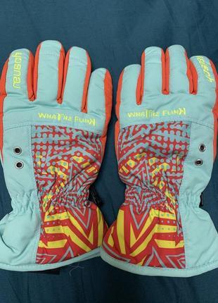 Reusch зимние перчатки