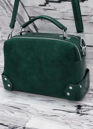 Женская кожаная сумка. замшевая сумка. клатч замшевый. клатч кожаный.