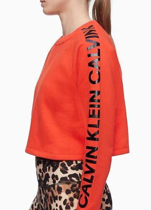 Calvin klein свитшот кофта женская оригинал худи размер м