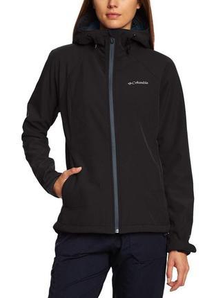 Чёрная куртка columbia оригинал