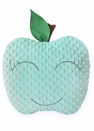 Мягкая игрушка-подушка яблоко