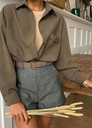 Тёплые шорты2 фото