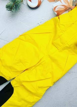 Полукомбинезон детский,термо штаны рост 86-92 lupilu
