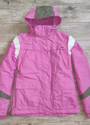Лыжная, горнолыжная, мембранная, термо куртка