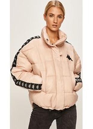 Трендовая оверсайз куртка kappa m