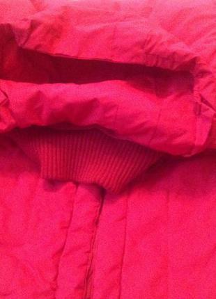 Пальто , куртка, пуховик mng mango  m зима, капюшон4