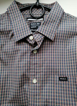 Мужская рубашка rvca