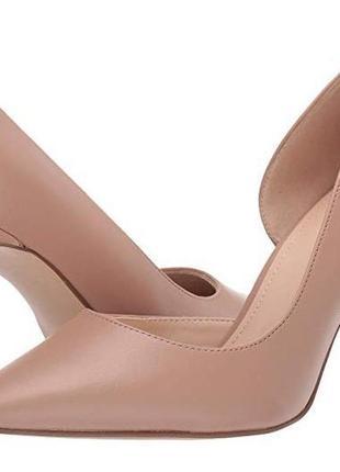 Туфли с открытым подъемом nine west 6,5
