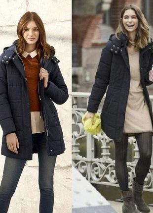 Куртка-парка, теплое пальто 40 euro (46-48) esmara, германия