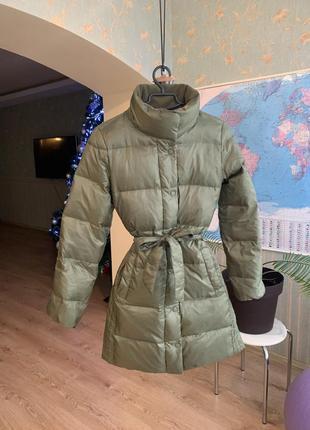 Распродажа, пуховик, куртка gap, на худышку.2 фото