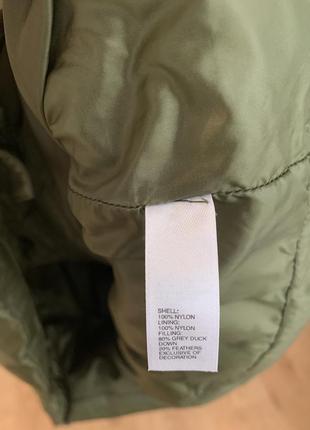 Распродажа, пуховик, куртка gap, на худышку.4 фото