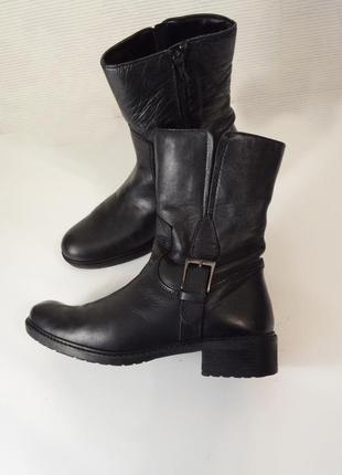 Сапоги зима, евро зима, полу сапоги , laura, цена на обувь снижена!