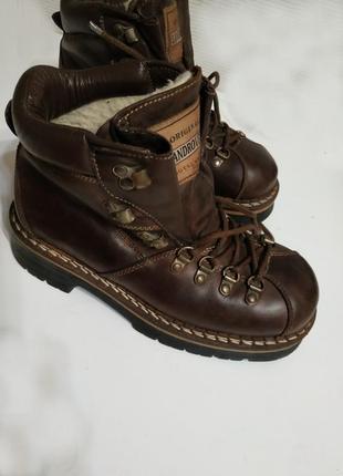 Ботинки зимние, треккинговые, land rover original, брендовая обувь по супер цене!