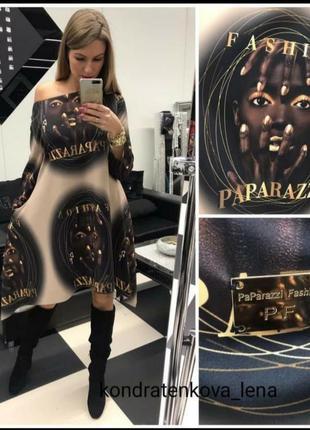 Платье paparazzi fashion оригинал для высоких девушек
