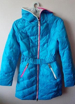 Куртка пуховик пальто