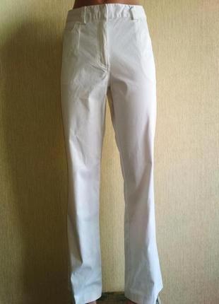 Стрейчевые брендовые брюки,р.40 оригинал!