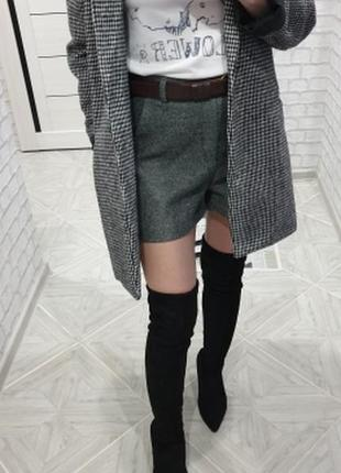 Тёплые шорты6 фото