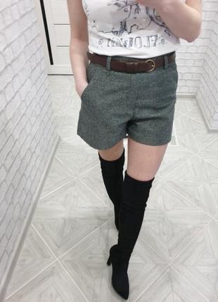 Тёплые шорты4 фото