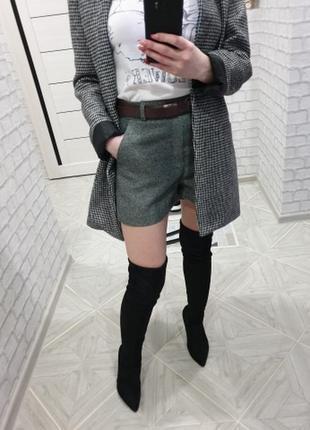 Тёплые шорты5 фото