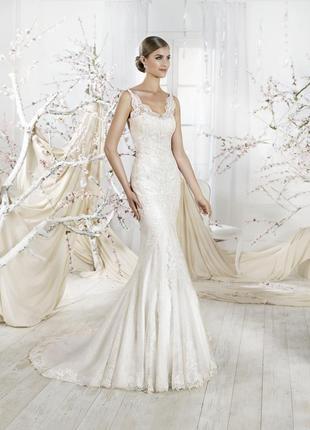 Платье свадебное fara sposa
