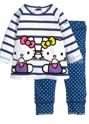 Пижама jumping beans с китти