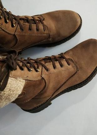 Ботинки теплые cinzia rossi, ,брендовая обувь по супер цене, лето 1+1=3
