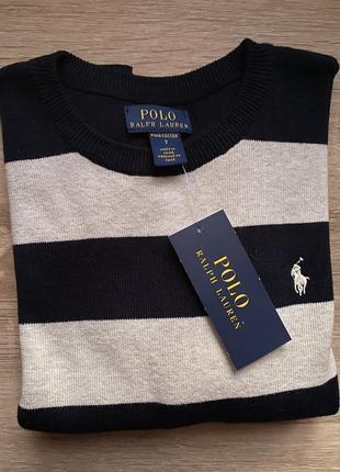 Дитячий светр polo ralph lauren