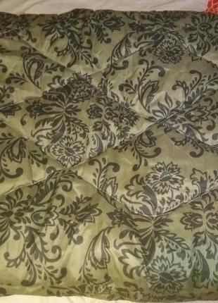 Шерстяное одеяло на овечьей шерсти